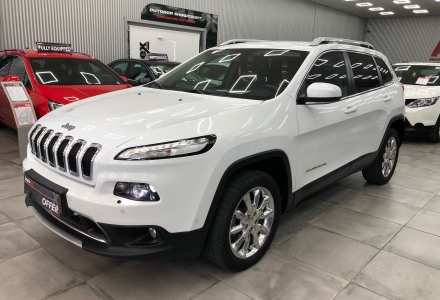 Jeep CHEROKEE  2.0D  LIMITED 4X4    (R1928)