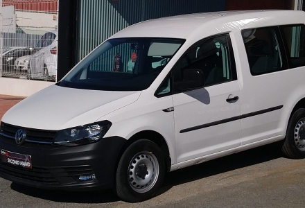 Volkswagen Caddy 2.0TDI 75HP KOMBI BMT BUSINESS (R1875)