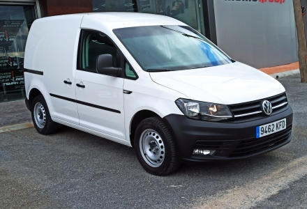 Volkswagen Caddy 2.0 TDi  (R1877)