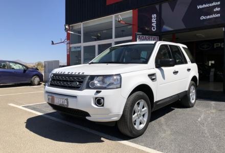 Land Rover Freelander 2 2.2diesel auto (R1642)