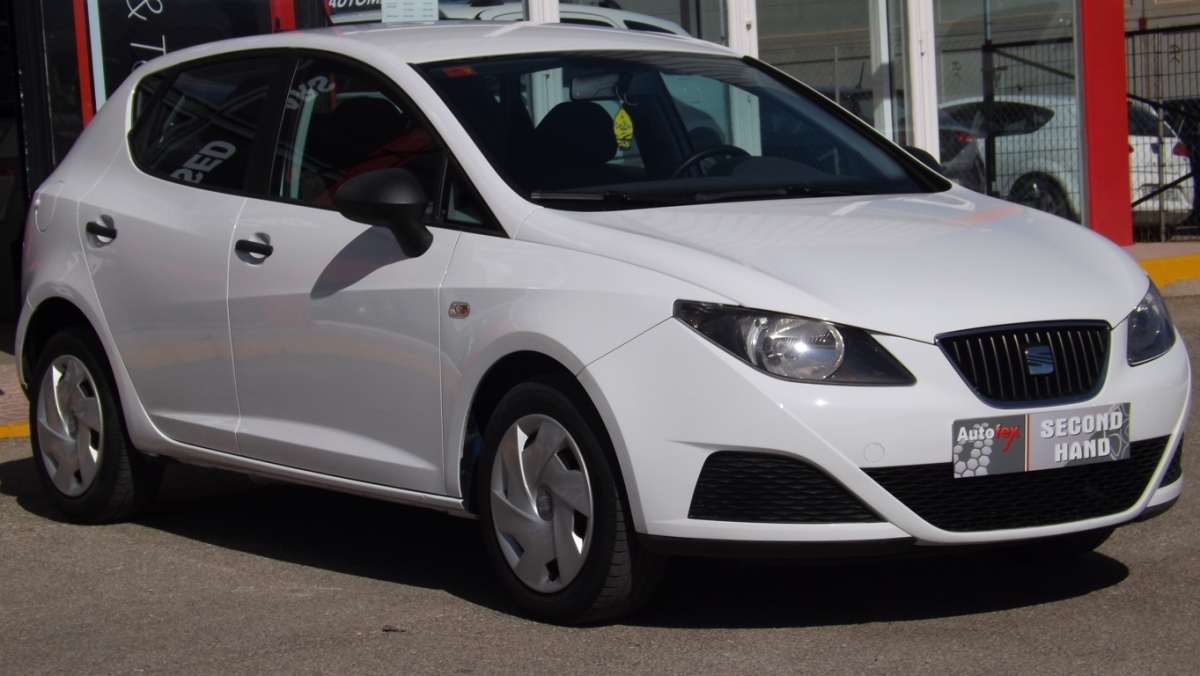 seat ibiza 1 2 tdi reference r1387. Black Bedroom Furniture Sets. Home Design Ideas