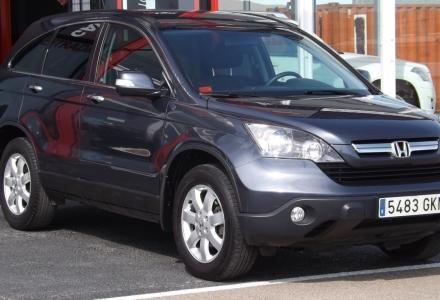 Honda CRV 2.2 iCDTi Elegance (R1612)