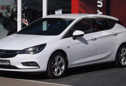 Opel Astra 16 CDTi SS Dynamic (R1763)
