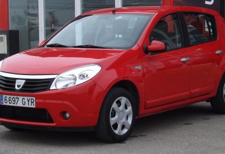 Dacia Sandero 1.2 i 16v BASE (R1535)